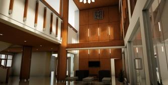 Hall Faculty Of Economics UII