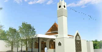 Masjid Pangeran Mangkubumi